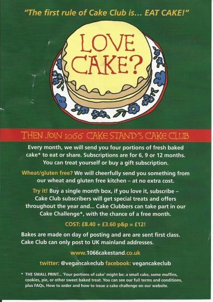 1066 Cake Stand Leaflet - Sep 2014  Back