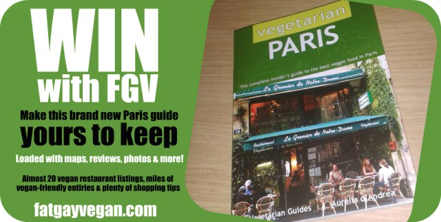 veggie paris guide