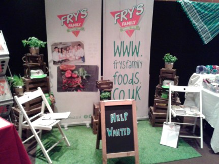 show stand