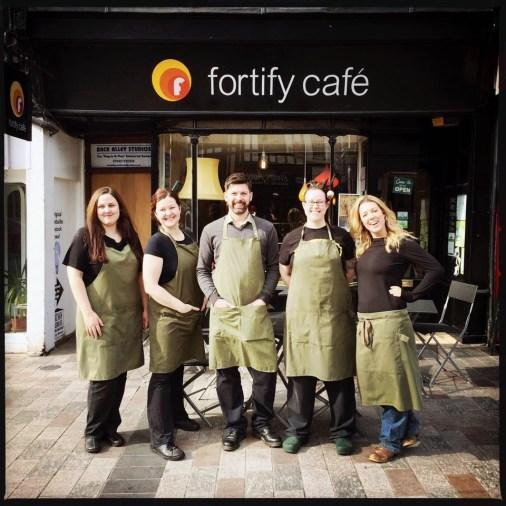Fortify Café