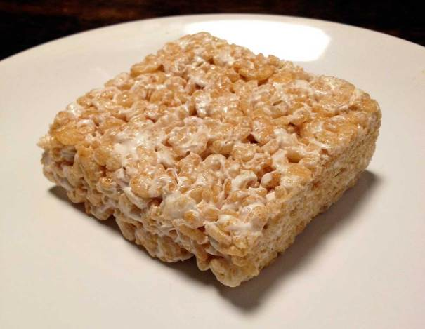 2 Sweet and Sara rice crispy square