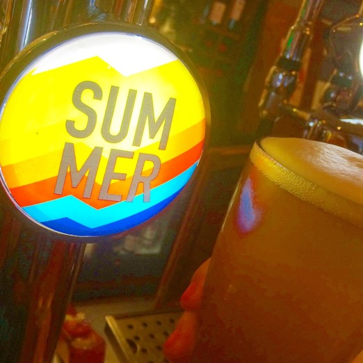 summer beer and union