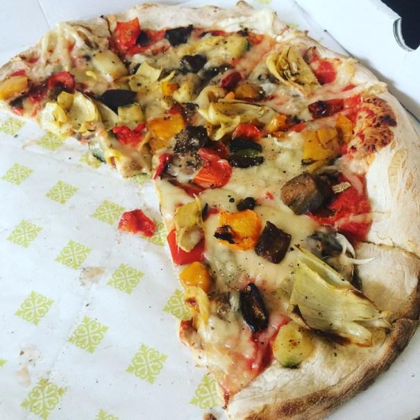 firezza vegan pizza
