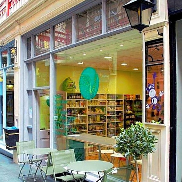 ANOTHER vegan shop opens in UK
