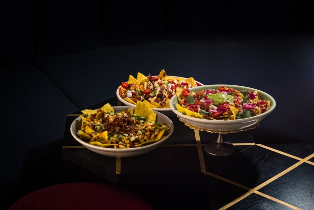 All nachos
