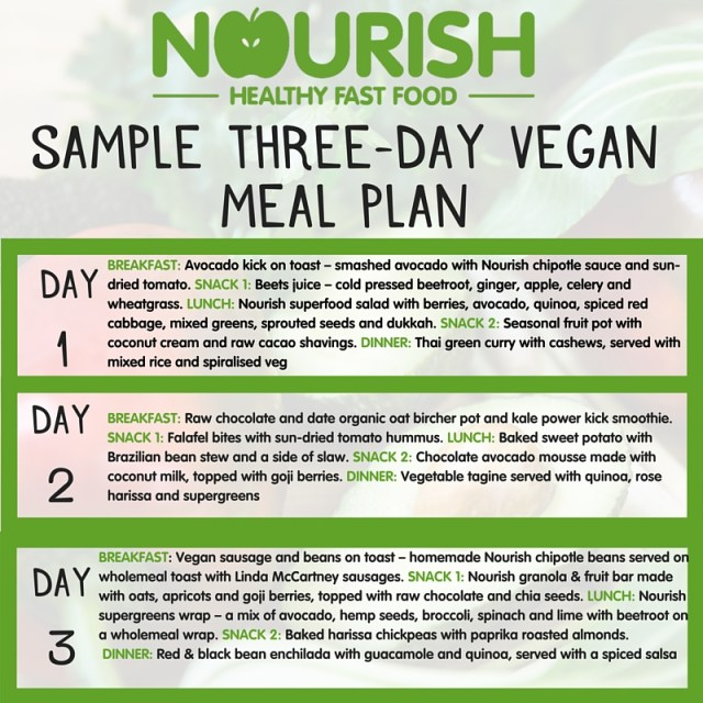 Personalised Vegan Meal Plan In Leeds  Sheffield  Fat Gay Vegan
