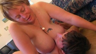 Big Titted Denisa & David [CLIP]