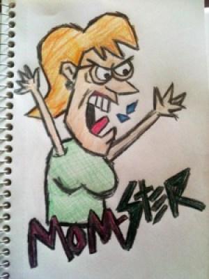mom-ster