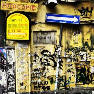 Graffiti in Napoli