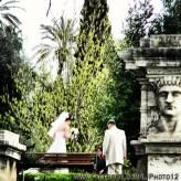 Wedding in the Domus Aurea in Rome