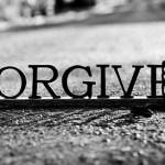Forgiveness [poetry]