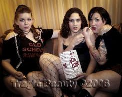 Sinema Sirens shoot