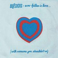 Buzzcocks Ever Fallen In Love  Single Cover