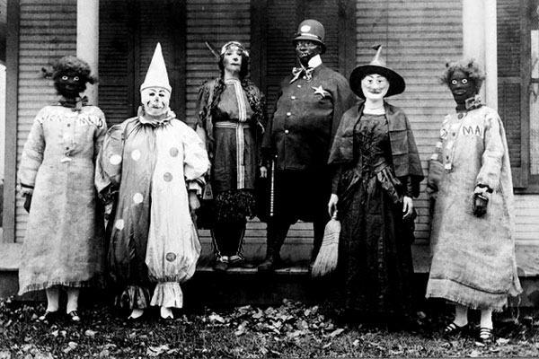 Grimly fiendish halloween costumes