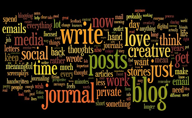 word cloud write