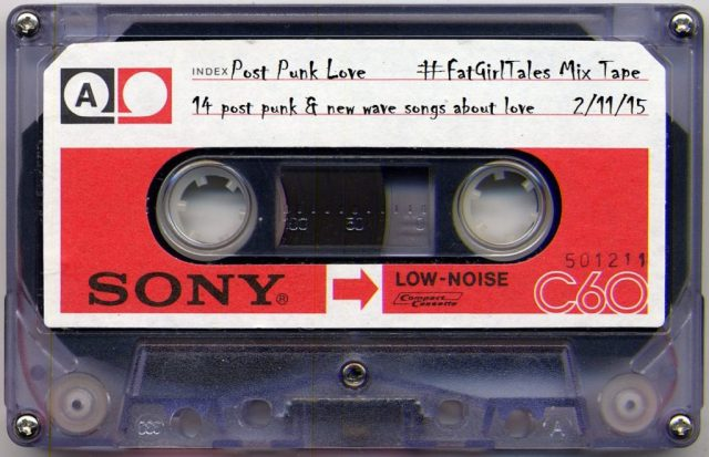 post punk love mixtape