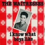 I know what boys like waistresses