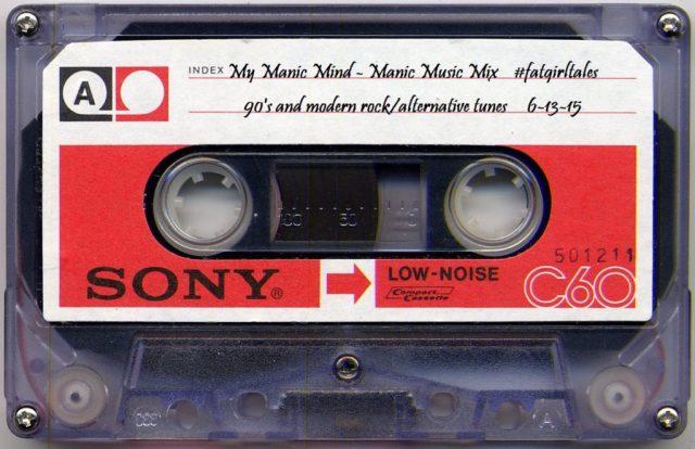manic mix tape