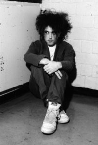 Robert Smith Cure 80s