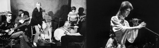 Velvet Underground Bowie