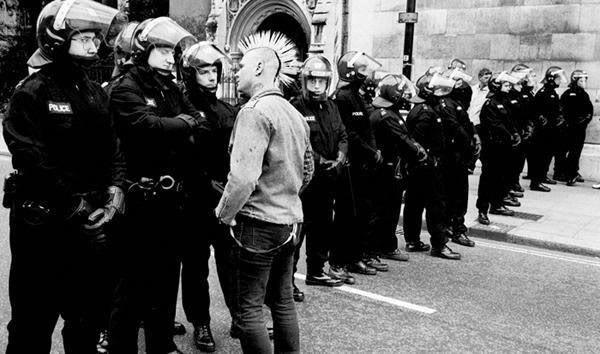punk police