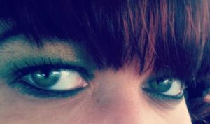 self portrait eyes