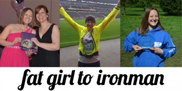 Fatgirltoironman - my blog name