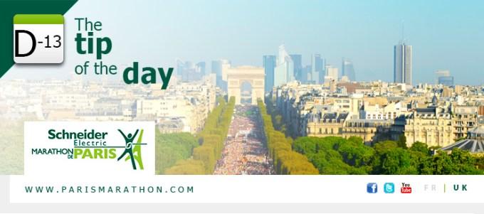 13 day countdown to Paris