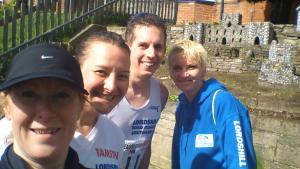Long run after Eastleigh