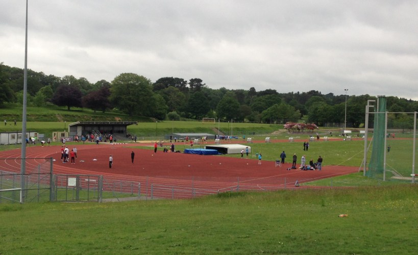 Southampton Athletics Track