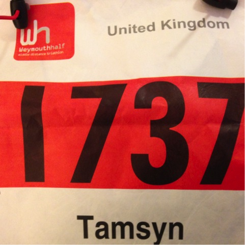 Race number 1737.