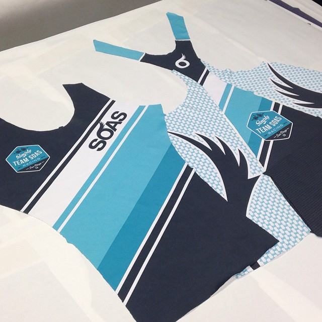 New SOAS kit