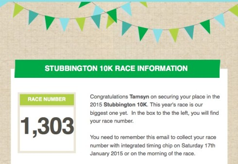 Stubbington entry number