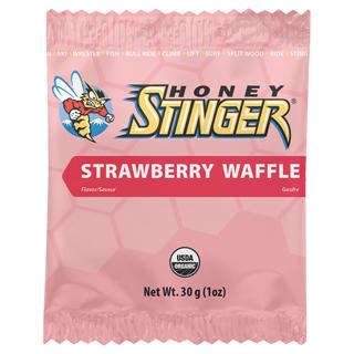 Honey stinger strawberry waffle