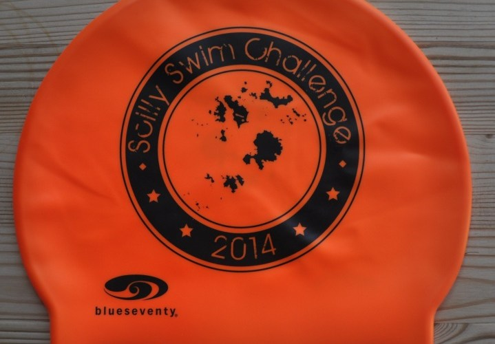 Scilly Swim Challenge hat2014