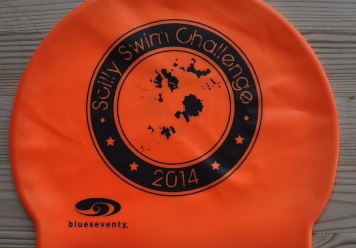 Scilly Swim Challenge hat2014