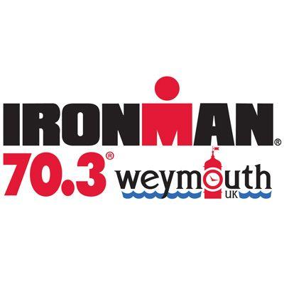 Ironman Weymouth 70.3 logo