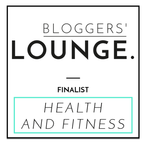 Bloggers' Lounge Finalist - Health and Fitness