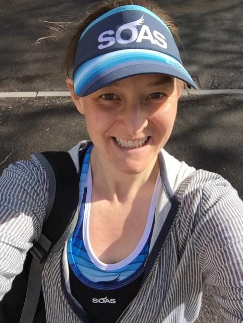 My first run in my 2016 kit