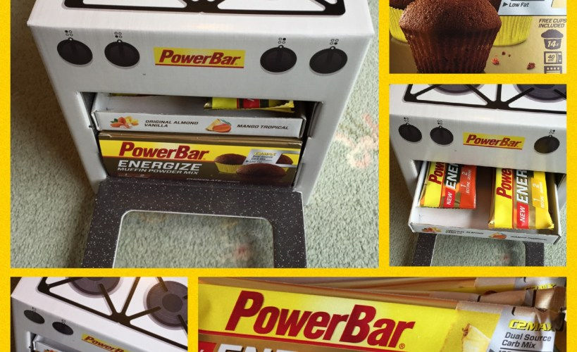 Cute PowerBar packaging