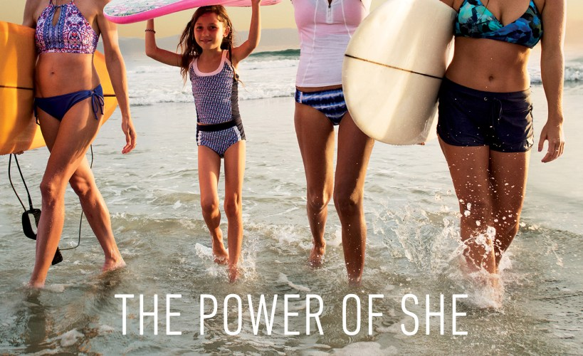 athleta power of she advert