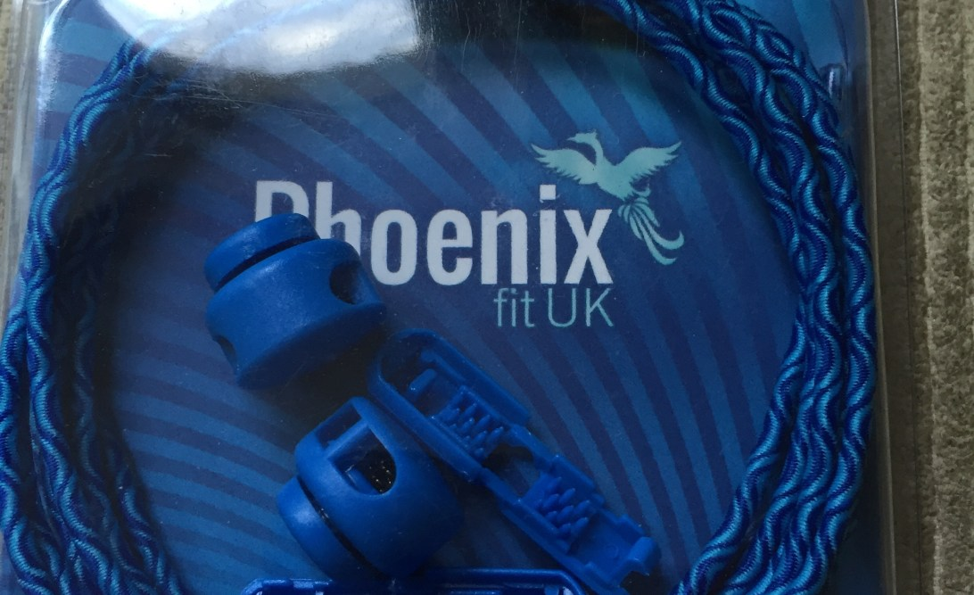 Phoenix fit UK elastic laces