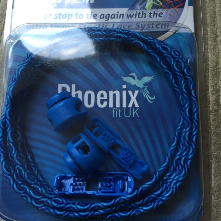 Phoenix fit UK elastic laces can help with improving your transition times