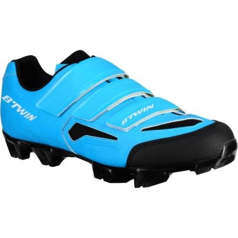 btwin-mountain-bike-shoes