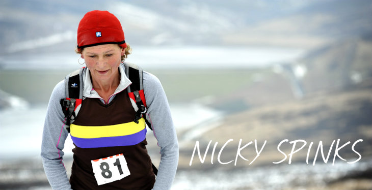Nicky Spinks
