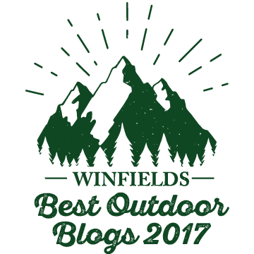 Winfields Best Outdoor Blogs 2017