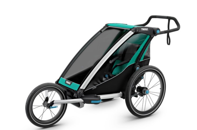 Thule Chariot Lite Jogger.