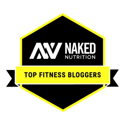 Naked Nutrition Top Fitness Blogger
