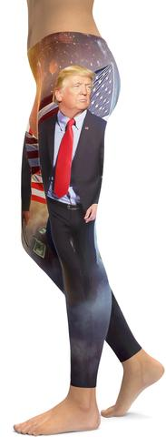 Donald Trump GearBunch leggings