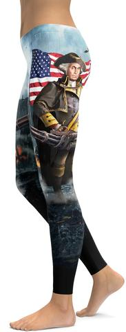 George Washington leggings